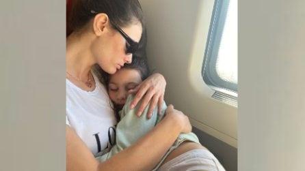 Dayane Mello ha di nuovo tra le braccia la sua piccola Sofia