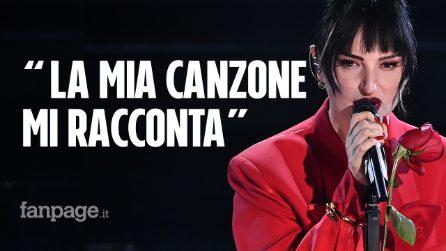 """Arisa a Sanremo con un brano di D'Alessio: """"Gigi è riuscito a raccontarmi in maniera limpida"""""""
