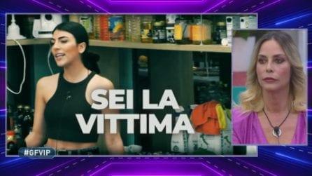 Grande Fratello VIP - Stefania Orlando vs Giulia Salemi