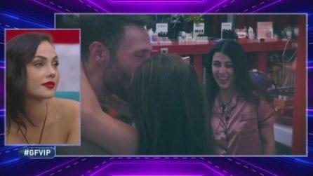 "Andrea Zenga e il bacio a Dayane Mello: ""Rosalinda bacia meglio"""