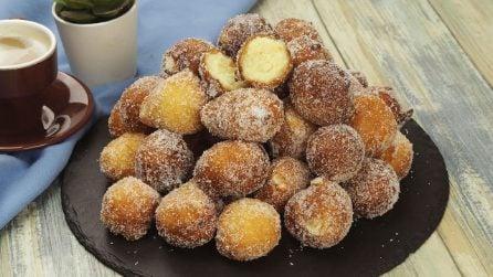 Frittelle dolci furbe: pronte in pochi e semplici passi!