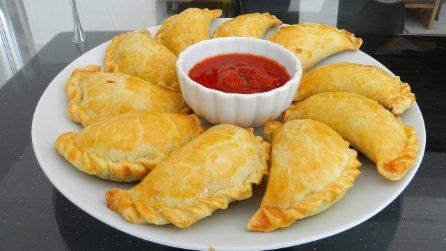 Empanadas con verdure: la ricetta dei golosissimi fagottini