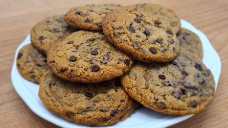 La ricetta dei cookies: tutti i passaggi per averli golosi e fragranti