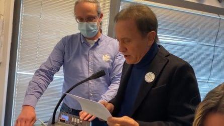 Un anno fa a Bergamo iniziava l'incubo Covid: in ospedale suona la canzone di Facchinetti e D'Orazio