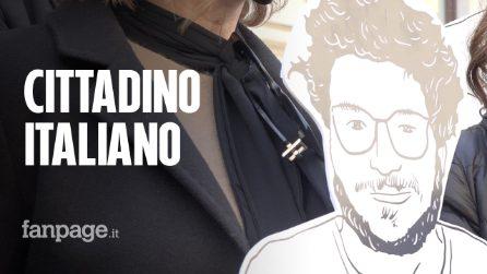 """160mila firme per la cittadinanza italiana a Zaki: """"Governo Draghi dia segnale all'Egitto"""""""