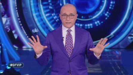 Grande Fratello VIP - Benvenuti alla quarantaduesima puntata