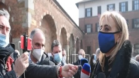 """Funerali Bellugi a Milano, la figlia Giada: """"E' stato un papà generoso"""""""