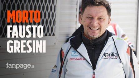 Morto Fausto Gresini, si è spento a 60 anni per Covid: mondo dei motori in lutto