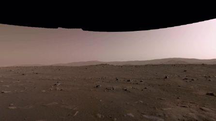 La NASA fa ascoltare per la prima volta il suono di Marte