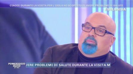 Giovanni Ciacci: ''Il Covid mi ha lasciato delle conseguenze ai polmoni''