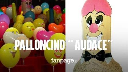 """Sanremo 2021, palloncini in sala al posto del pubblico: spunta uno """"audace"""""""