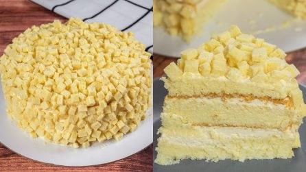 Torta mimosa: il dolce cremoso per la festa della donna pronto in semplici passi!
