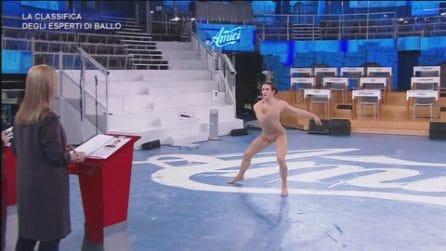 Amici - Tommaso - La classifica degli esperti di ballo - 24 febbraio