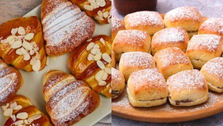3 Ricette soffici e golose perfette per la colazione o per la merenda!