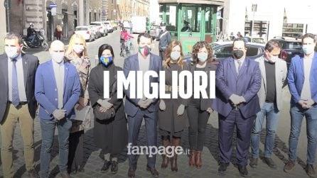 """Salvini: """"Squadra governo della Lega è la migliore possibile"""", tra forni per i migranti e Topolino"""