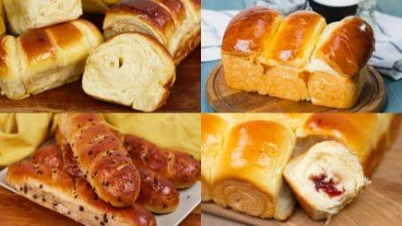 4 Ricette per preparare un pan brioche dolce, soffice e saporito!