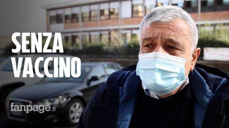 """Vaccino coronavirus, escluso prof: """"Scartato da AstraZeneca perché ho 65 anni e due mesi, assurdo"""""""