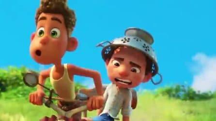 Il trailer di Luca, il nuovo film Disney Pixar