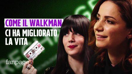Recharge Life | Ep.1: Il Walkman - Andrea Delogu intervista Daniela Collu