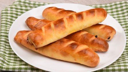 Baguette dolci: profumate e fragranti, vi innamorerete al primo morso!
