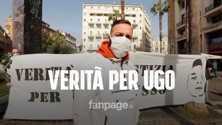 """Ugo Russo, il padre: """"La morte di mio figlio passata in secondo piano rispetto al murales"""""""