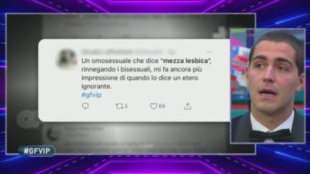 Grande Fratello VIP - Le controverse dichiarazioni di Dayane Mello e Tommaso Zorzi