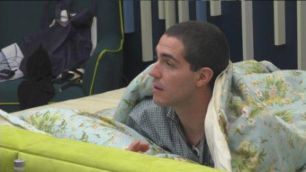 """GF Vip - Tommaso Zorzi deluso da Alfonso Signorini: """"Ha toccato il mio tallone d'Achille"""""""