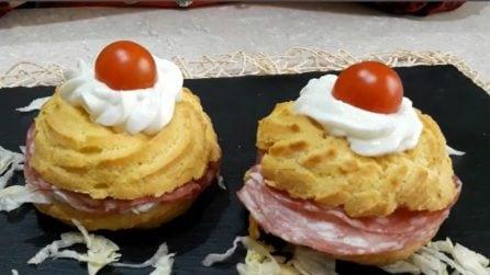Zeppole di San Giuseppe salate: la ricetta gustosa e originale
