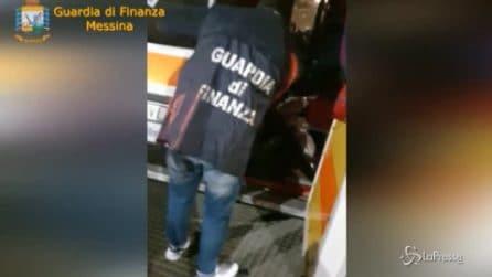 Droga nascosta sull'ambulanza per evitare i controlli a Messina