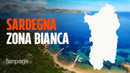 La Sardegna è la prima regione in zona bianca: cosa cambia tra aperture e spostamenti