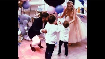 Alessia Cammarota e Aldo Palmeri svelano il sesso del bebè in arrivo