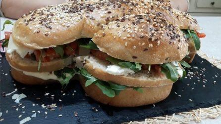 Colomba salata fatta in casa: la ricetta per antipasti e aperitivi gustosi