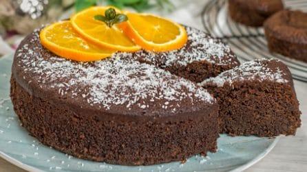 Torta soffice al cioccolato: il dessert semplice che non delude mai