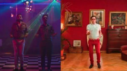 Come si balla Musica Leggerissima: il video tutorial proposto da Colapesce e Dimartino