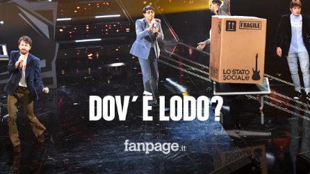 Sanremo 2021, Lo Stato Sociale non ha fatto cantare Lodo ma Albi: ecco perché