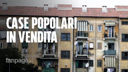 """Ater mette in vendita 7600 case popolari a Roma: """"Chi non può comprare sarà trasferito"""""""