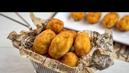 Crocchette di baccalà: la ricetta per prepararle alla perfezione