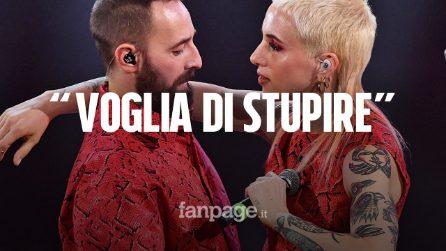 """Coma_Cose a Sanremo 2021: """"Vogliamo stupire sia chi ci conosce che il festival"""""""