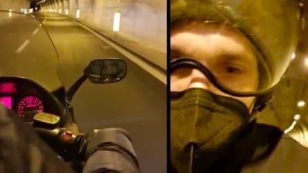 Sanremo 2021, disavventura per Ibrahimovic: chiede un passaggio in moto per 60 km