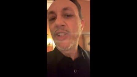 Neffa commenta i problemi tecnici con Noemi a Sanremo 2021