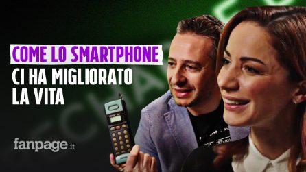 Recharge Life | Ep.2: Lo smartphone - Andrea Delogu intervista Andrea Galeazzi
