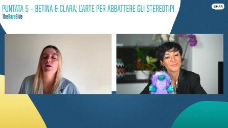 Betina & Clara: l'arte per abbattere gli stereotipi