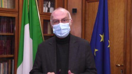 """Rezza (Ministero della Salute): """"Contro le varianti misure di contenimento e accelerazione vaccini"""""""