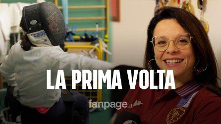 Rossana, prima atleta in carrozzina a rappresentare gli sportivi italiani: sarà consigliera federale