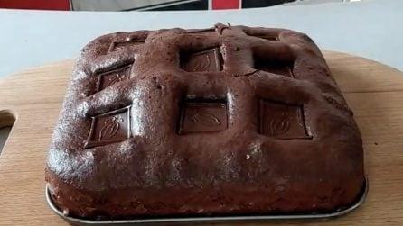 Torta golosa al cioccolato: il dessert soffice che farà felici tutti