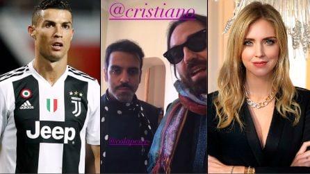 Sanremo 2021, Colapesce e Dimartino fanno appello a Chiara Ferragni e Cristiano Ronaldo per il televoto