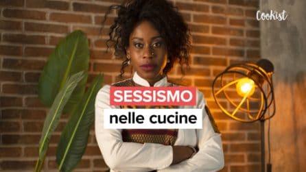 Il sessismo in cucina fra pregiudizi, mobbing e umiliazioni:la storia di Victoire Gouloubi