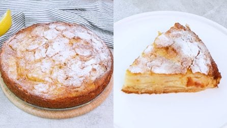 Pear cake: the delicious recipe to try!