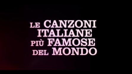Carosello Carosone, il trailer del film tv di Rai1
