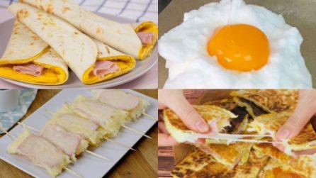 4 Idee facili e veloci per una colazione salata!